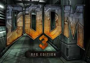 Doom 3 - BFG Edition PC Steam Key £1.72 with code @ Gamivo/e-commerce