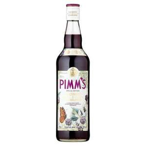 Pimms Blackberry & Elderflower 70cl Sold by Amazon Temporarily out of stock £7.89 Prime (£4.49 delivery non Prime) @ Amazon