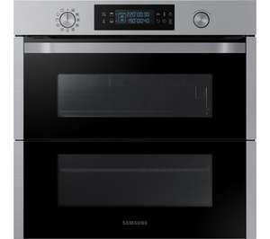 SAMSUNG Dual Cook Flex NV75N5641RS Electric Oven £449.99 In Currys with £50 discount code.