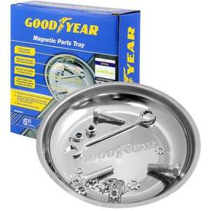"GOODYEAR Magnetic 6"" 150mm Tray £3.99 w/code @ eBay thinkprice"
