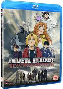 Full Metal Alchemist :The Movie - Sacred Star of Milos (Blu-ray) £6.99 delivered @ Base [Also part of 5 for £30 on Manga / Anime Blu-rays]