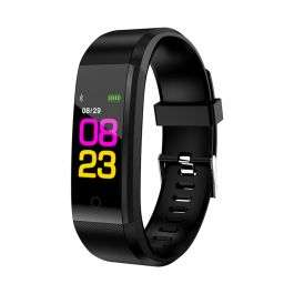 ID115plus Smart Bracelet Fitness Wristbands with Heart Rate Tracker for £4.56 Delivered @ Zapals