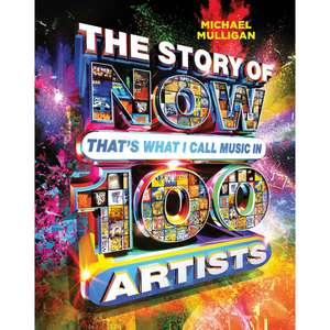 The Story of Now Thats What I Call Music in 100 Artists (Hardback Book) £6 Free C&C @ The Works