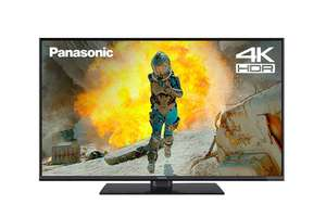 Panasonic TX-43FX550B 43-Inch 4K Ultra HD HDR Smart TV with Freeview Play (2018 Model) @ Amazon