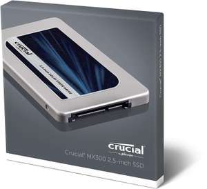 Crucial MX300 SSD 3D Nand Solid State Drive - 1 TB - £123.15 Delivered @ Amazon Italy