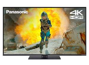 "Panasonic TX-49FX550B 49"" 4K Ultra HD HDR Smart TV with Freeview Play (2018) now £399 delivered @ Amazon (Panasonic TX-55FX550B 55"" £499)"