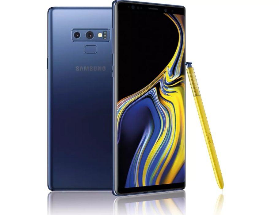 Grade B - Samsung Galaxy Note 9 128GB - Purple - Unlocked £499.99 @ Smartfonestore