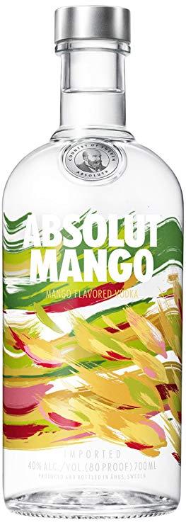 Absolute Vodka (Flavoured) - £15 (Prime) / £19.49 (non Prime) at Amazon