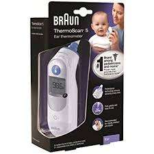 Braun IRT6020  Thermoscan 5 Ear Thermometer  £24.99 Amazon