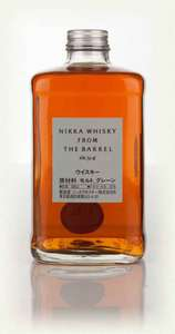 Nikka from the barrel 50cl Japanese blended whisky £33.00 delivered on Amazon