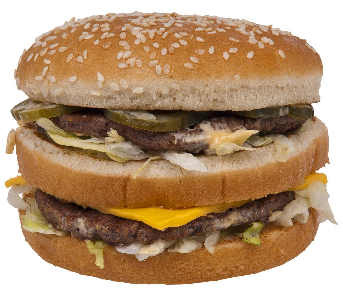 DIY 'Big Mac' for only £1.59 @ McDonalds