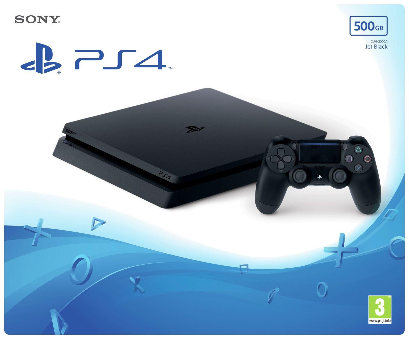PS4 Slim with Controller Refurb Argos on Ebay £159.99 1 Year Warranty
