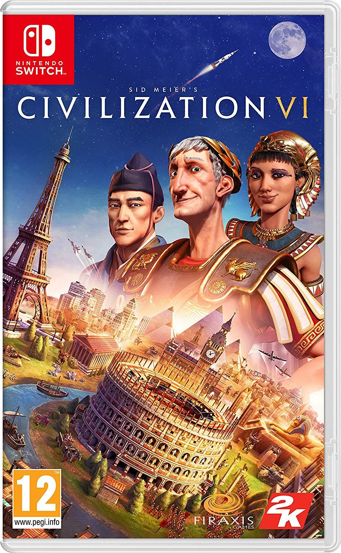 PRE-ORDER - Sid Meier's Civilization VI (Switch) £35.85 Delivered @ Base