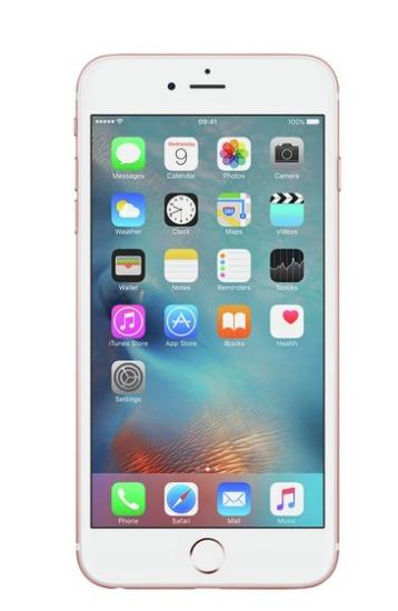 SIM Free iPhone 6s Plus 32GB Mobile Phone £349 (128gb £449) ARGOS