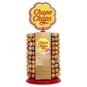 Chupa Chups Carousel of 200 Lollipops £21.28 / Chupa Chups 120 The Best Of Lollipops £10.63 (Prime) / £15.12 (non Prime)  @ Amazon