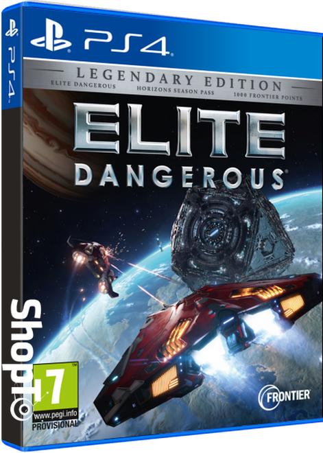 Elite Dangerous: Legendary Edition (PS4/XO)  £13.85 Delivered @ Shopto & eBay