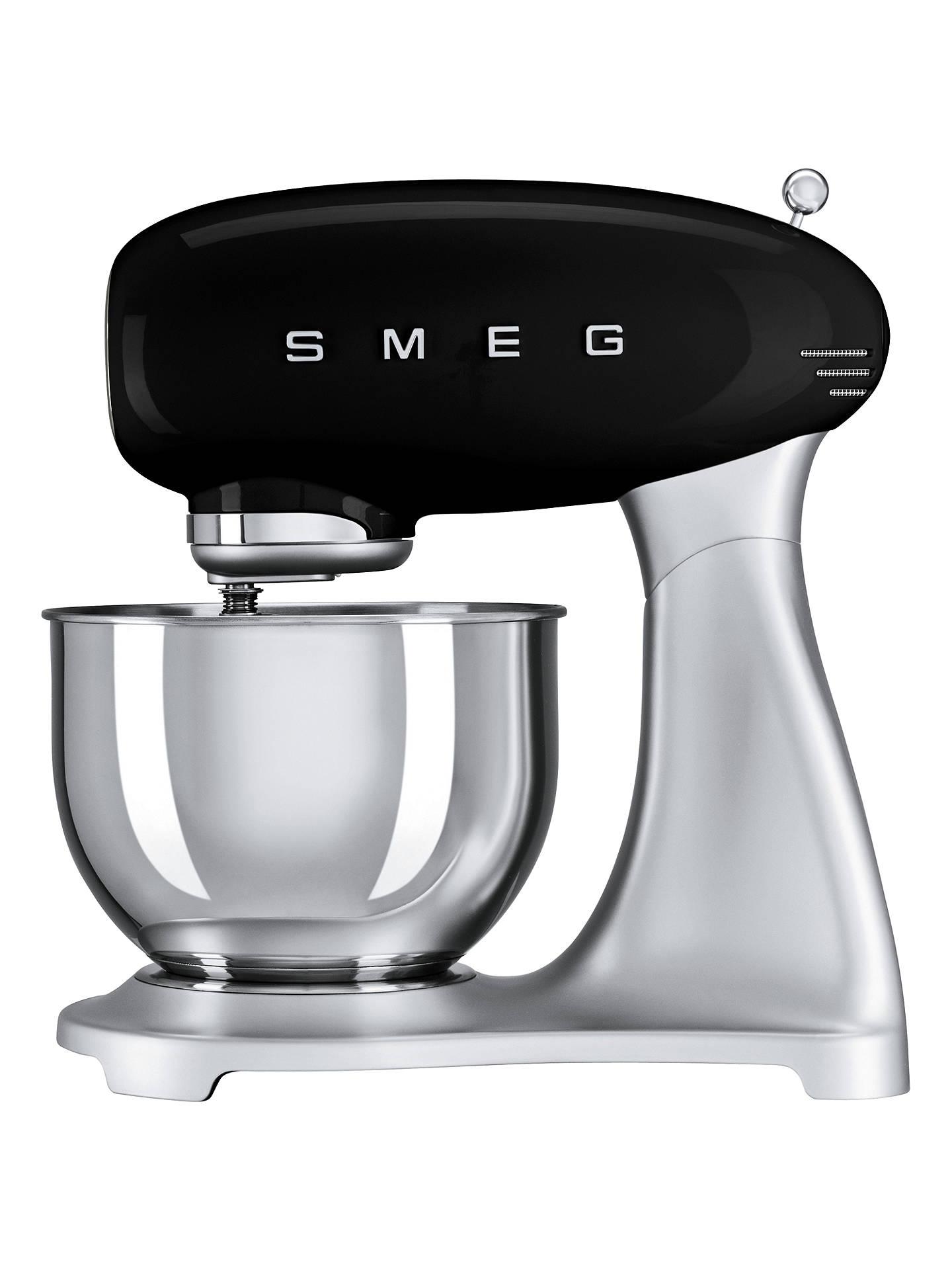 Smeg SMF01 Stand Mixer Black £249 @ John Lewis & Partners