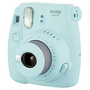Fujifilm Instax mini 9 Instant Camera £54.99 @ Clas Ohlson with free C&C