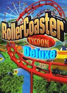 [STEAM] RollerCoaster Tycoon: Deluxe - £0.84 - 'Very Positive' Reviews (Windows) @ Playtime via Gamivo