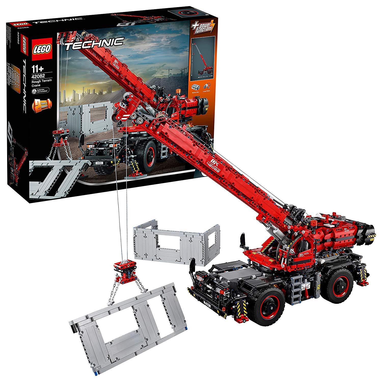 LEGO 42082 Rough Terrain Crane Technic - £159.99 @ Amazon
