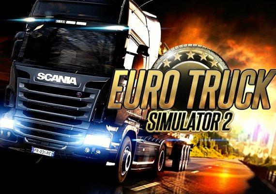 Euro Truck Simulator 2 PC Steam £3.40 using code @ Gamivo