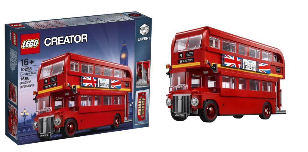LEGO CREATOR- London Bus @ Amazon / Sold by Hamleys - £91.99