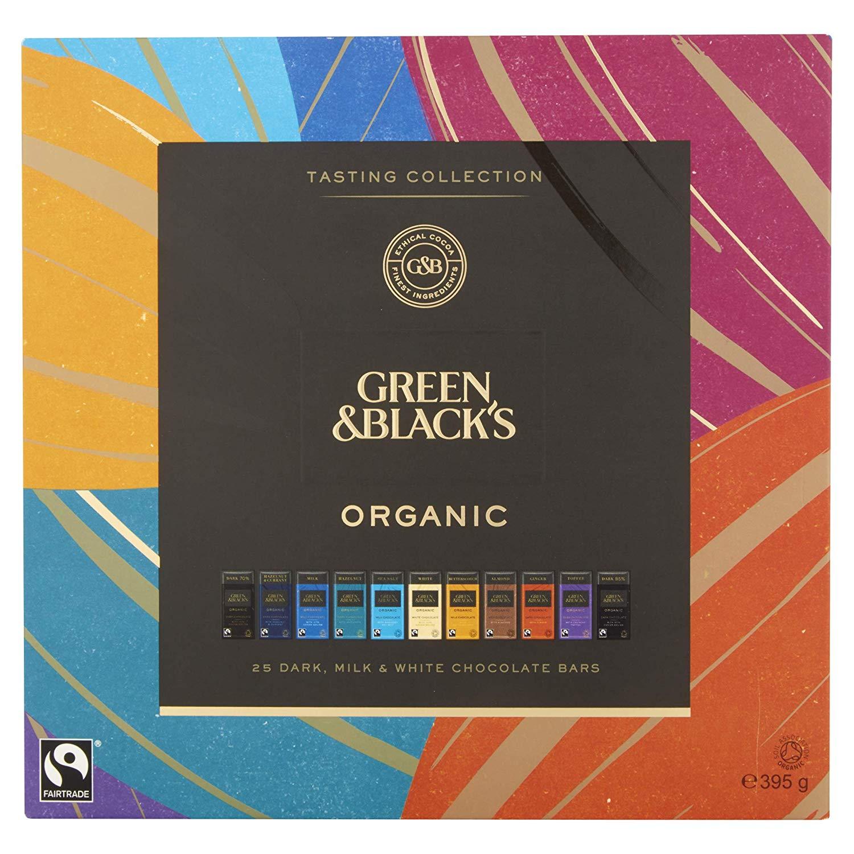 Green & Blacks Organic Boxed Chocolates  £5.50 @ Amazon Prime Members Exclusive
