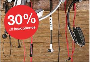 CLAS OHLSON: 30% OFF All Headphones: Best Savings on JBL's: Full Details in Opening Post: From £31.49