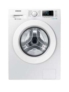 SAMSUNG Ecobubble 9kg, 1400 Spin Washing Machine with 5 Year Warranty - White £302.96 w/code @ Very
