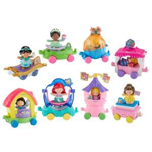 Fisher Price Little People Disney Princess Parade with 8 Figures (18+ Months) - £35.98 (incl. VAT) Instore @ Costco