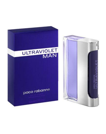 Boots.com online  Paco Rabanne  ultraviolet man eau de toilette spray 50 ml - £22.78