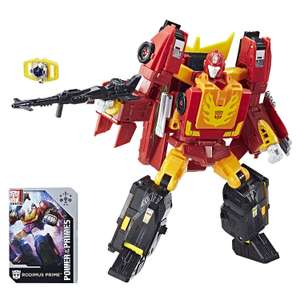 Transformers: Generations Power of the Primes Leader Evolution Rodimus Prime - £36.54 @ Amazon