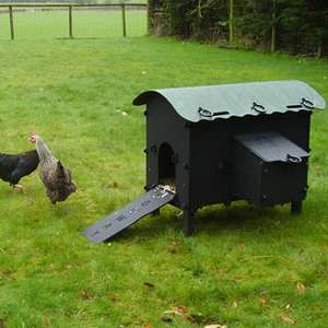 Solway plastic recycled chicken hen house, £225 delivered @ Solway Recycling