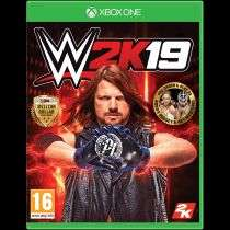 WWE 2K19 £24.99 / The Crew 2 £19.99 (PS4/XO) PS4 Pro 4-70 Licensed Headset£14.99 Delivered @ GAME (Crew 2 Deluxe Edition £19.99 XO)