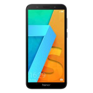 """Honor 7S Dual SIM 16GB Black 13MP Camera 5.45"""" Display Android O for £79.99 delivered @ Amazon"""