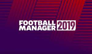 Football Manager 2019 PC £20 Wrexham FC Shop