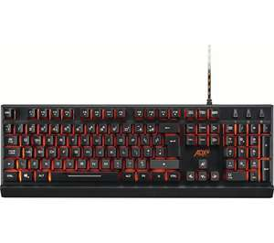 ADX Firefight K01 Gaming Keyboard, £16.99 at Currys