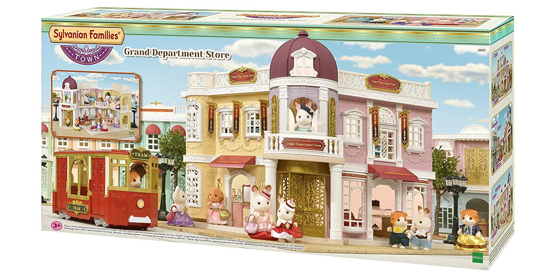 Sylvanian families 6017 Grand department store playset £51.08 Amazon