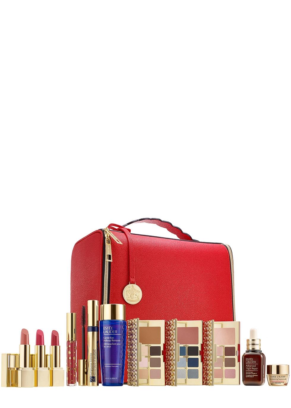 Estée Lauder Blockbuster Set - no fragrance purchase required £68 C+C @ Harvey Nichols (Home Delivery £6)