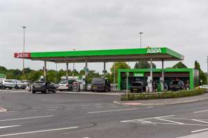 ASDA reduced the petrol price to 119.7p at Barns Hill, Birmingham - possible National