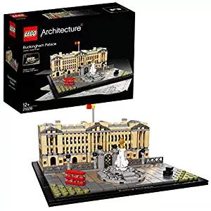 LEGO 21029 Architecture Buckingham Palace Landmark Building Set was £44.99 now £36.00 @ Amazon Prime