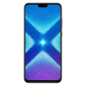 Honor 8X Dual SIM, 4GB/64GB 20 MP Dual Camera and 6.5 Inch PLUS 128 GB Sandisk SD for £216.76 Delivered @ Amazon UK
