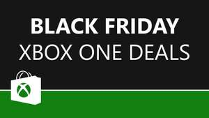 Xbox Store UK Black Friday Sale -  14/11/18 - Early access for Gold members