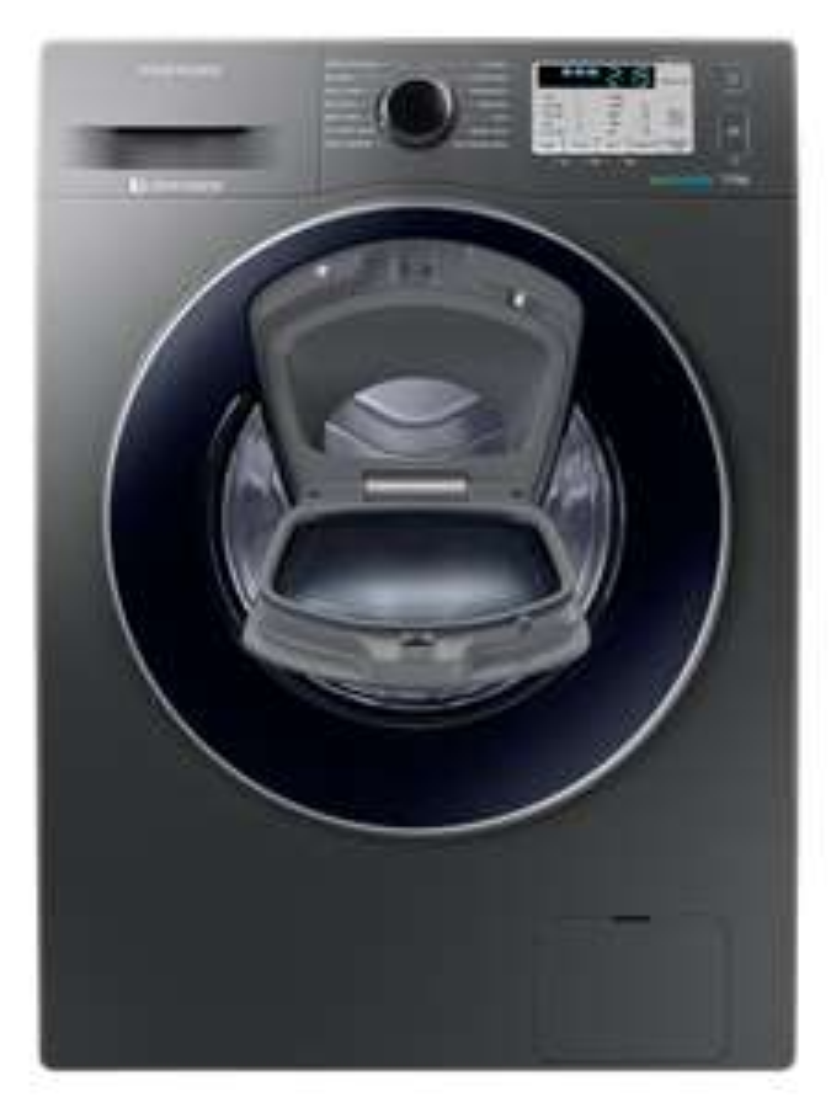 Samsung WW70K5413UX/EU 7kg Load, 1400 Spin AddWash™ Washing Machine with Ecobubble™ and 5yr Samsung Warranty - Graphite £429.99 VERY