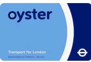 Oyster Card Refund £3-£5 plus existing credit