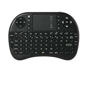 2.4GHz Wireless QWERTY English Keyboard Air Pad Keyboard/Mouse £3.93 Delivered w/code @ Dresslily