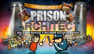 Prison Architect [PC] (Steam) £4.99 @ Humble Store [Expires TODAY]