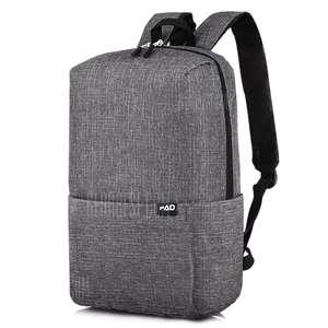 Canvas Backpacks in a choice on 7 colours just £4.04 delivered w/code at Dresslily