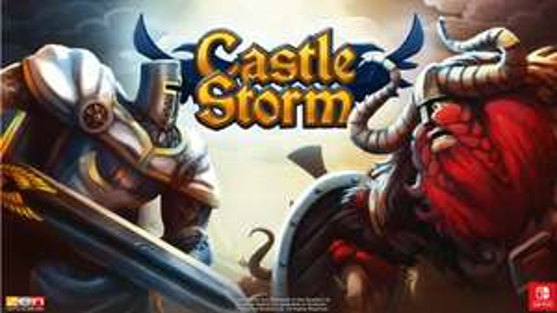 CastleStorm, WiiU, Nintendo eShop Download - £1.59