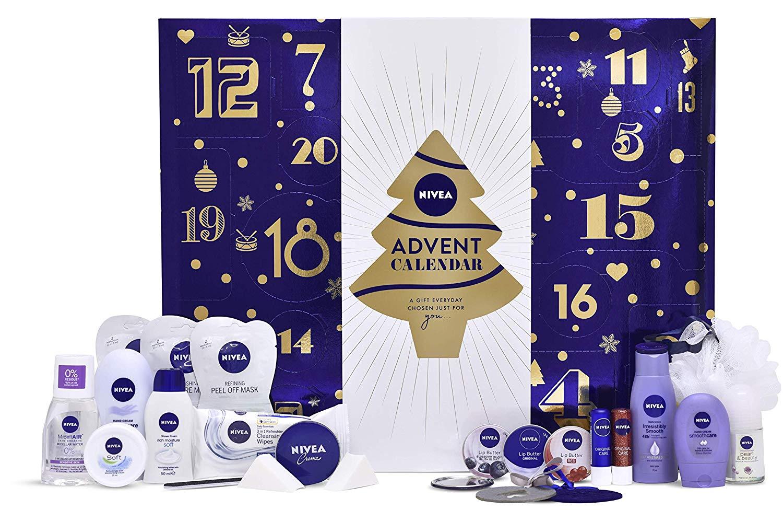 Nivea Beauty Advent Calendar 50% off on Amazon - £19.99 (Prime / + £4.49 non Prime)